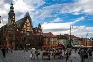 Atrakcje Wrocławia w kwietniu 2017