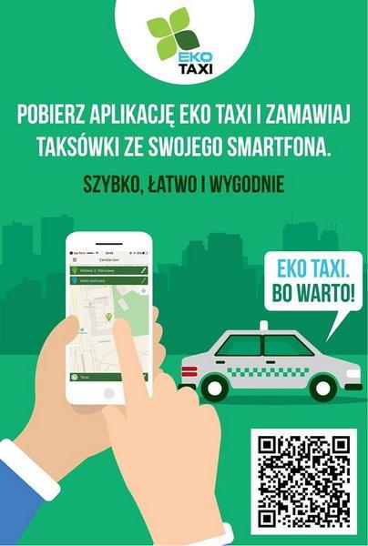 Aplikacja Eko Taxi Wrocław