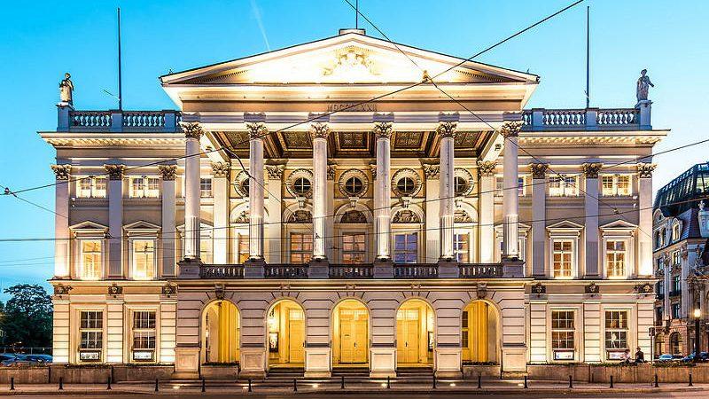 Opera Wrocławska Repertuar Historia Godziny Otwarcia Eko Taxi