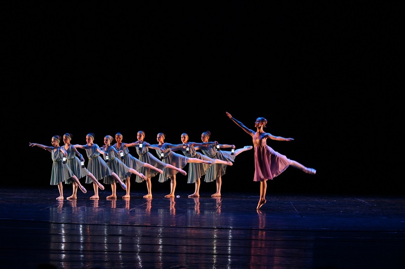 Balet na scenie Wrocławskiego Teatru Współczesnego