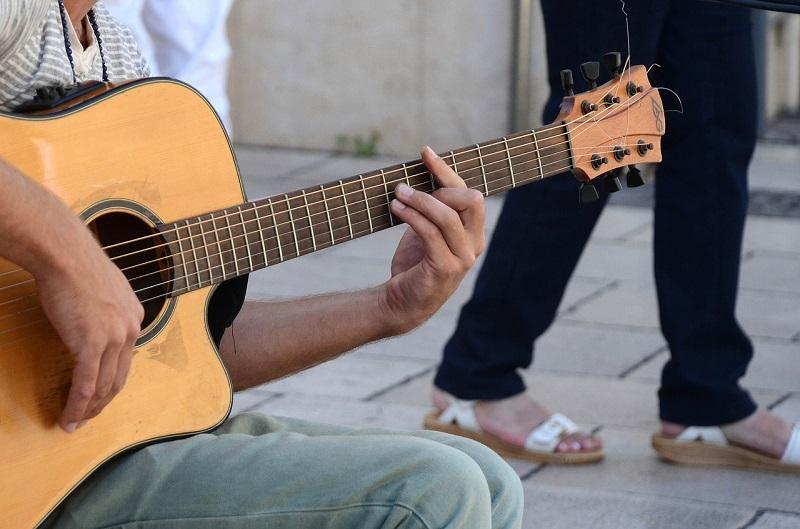 Bicie gitarowego rekordu Guinnessa
