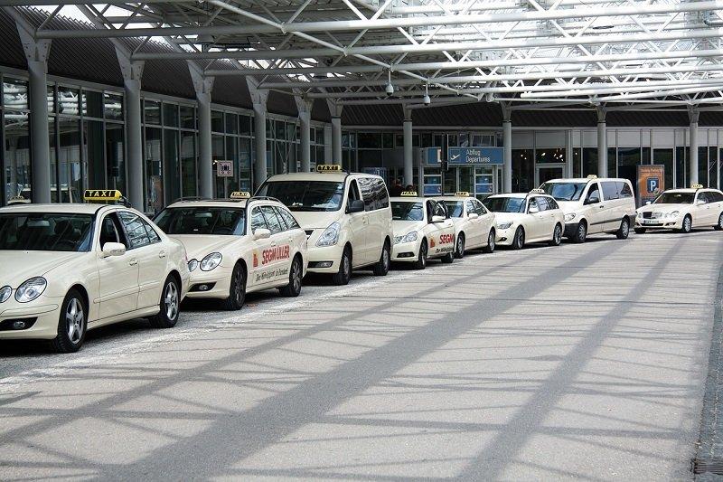 Taxi na lotnisku we Wrocławiu
