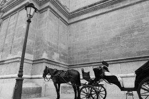 Historia taxi we Wrocławiu sięga konnych dorożek