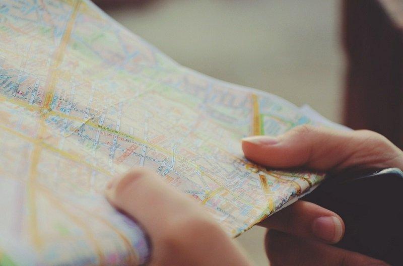 Aby zdać egzamin na licencję taxi należy znać topografię miasta