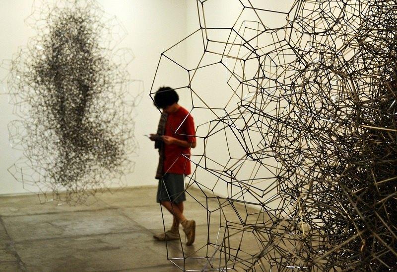 Wystawa sztuki współczesnej