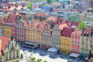 Poznaj Rynek we Wrocławiu z Eko Taxi